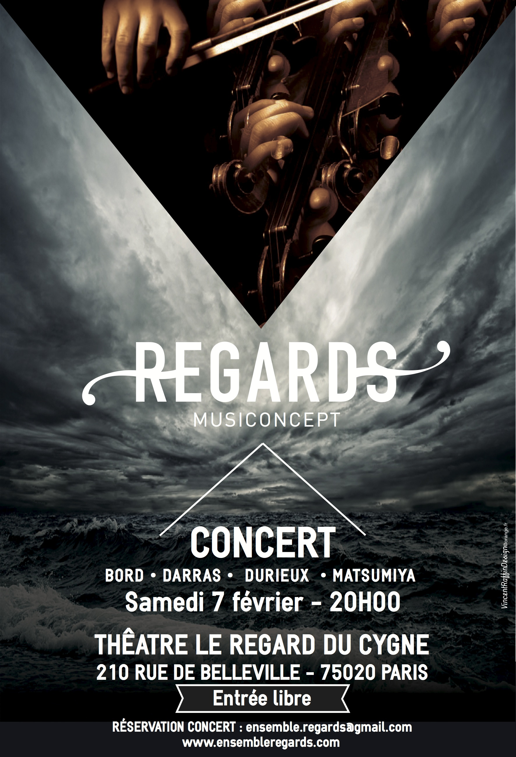 Regards CONCERT n°1